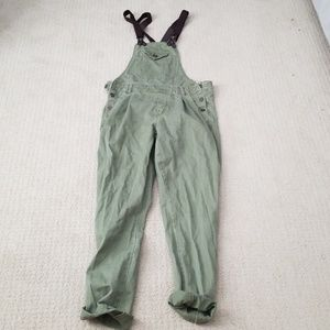 Forever 21 overalls
